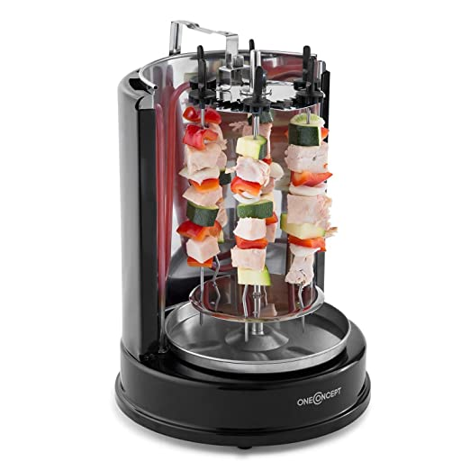 Popular Amazon.de: oneConcept Twist & Grill • Dönergrill • Kebap-Grill MY39