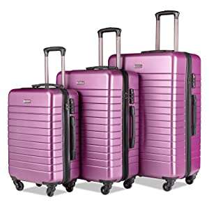 Galaxy Spinner Trolley Luggage