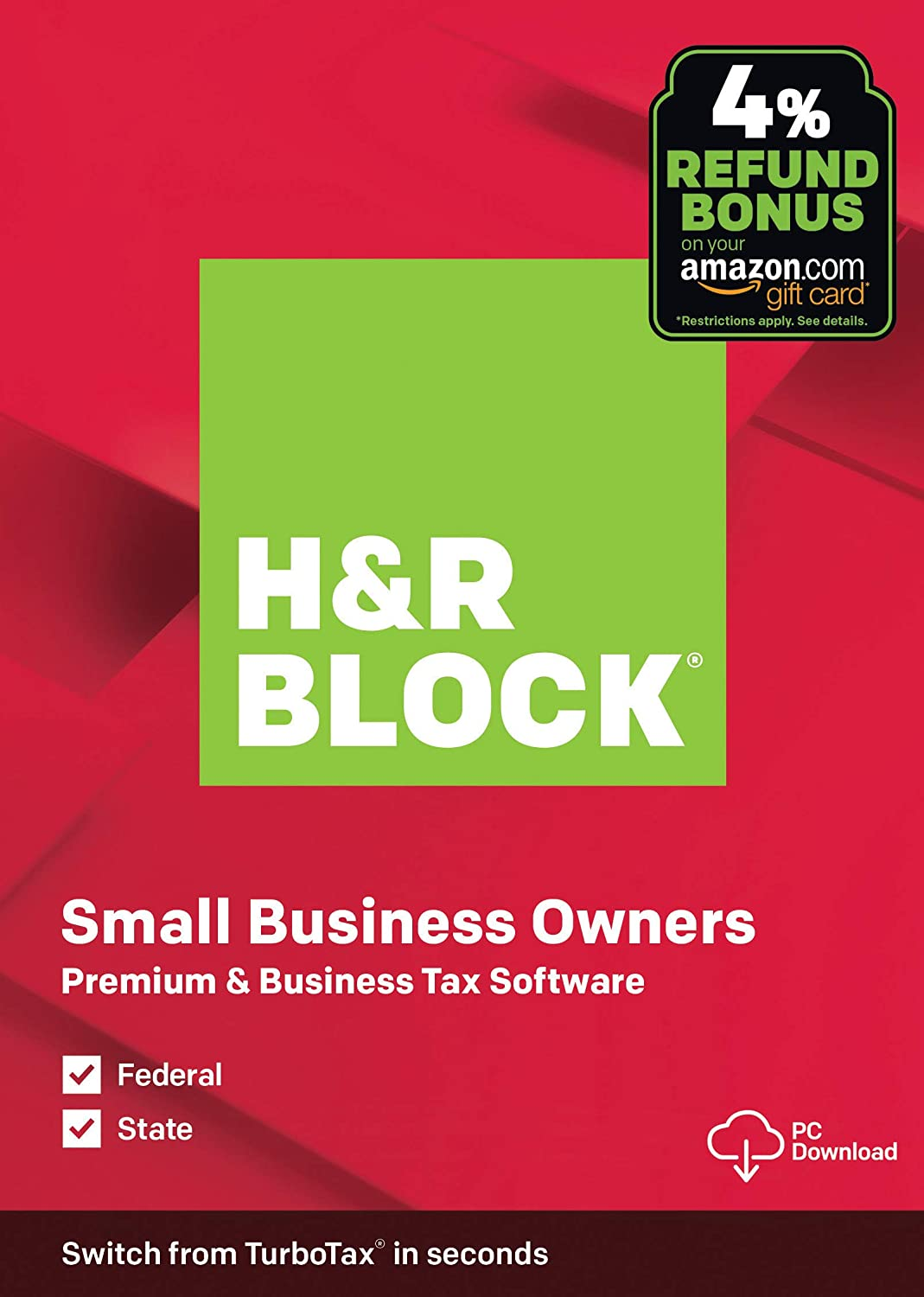 H&R Block Tax Software Premium and Business Discount Coupon Code