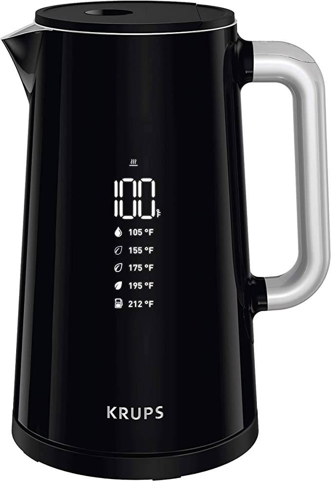Krups Bw801852 Temperature Control Electric KettleKrups Bw801852 Temperature Control Electric Kettle