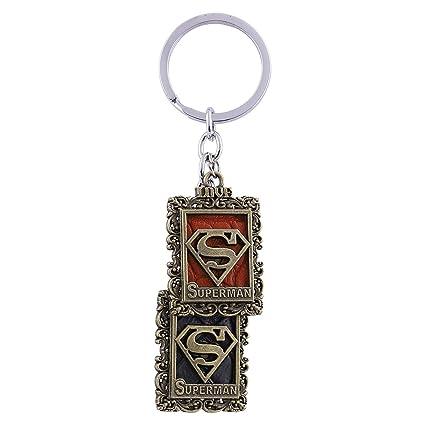Superhéroes Superman llaveros, Marvel Avengers 2 del ...