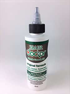 Hair Doctor Miracle Growth Oil