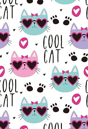 Fivan Cool Cat Cartoon Fotografie Hintergrund Kamera