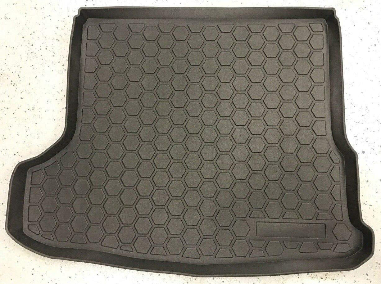 Rear Trunk Floor Cargo Cover Tray Protection Dirt MUD Snow All Weather Season Waterproof Water-Resistant 3D Laser Measured Custom FIT Liner PAD MAT for MAZDA3 Sedan 2014 2015 2016 2017 2018
