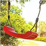 POCO DIVO Kids Indoor/Outdoor Swing Seat Children Backyard Swing Fun