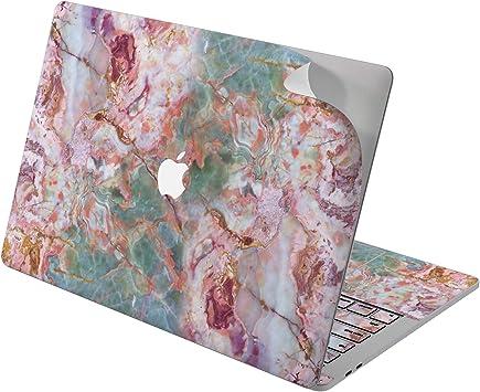 Green Marble Sticker For Macbook 12 Air 11 13 Gold Vinyl Decal Macbook Pro 13 15