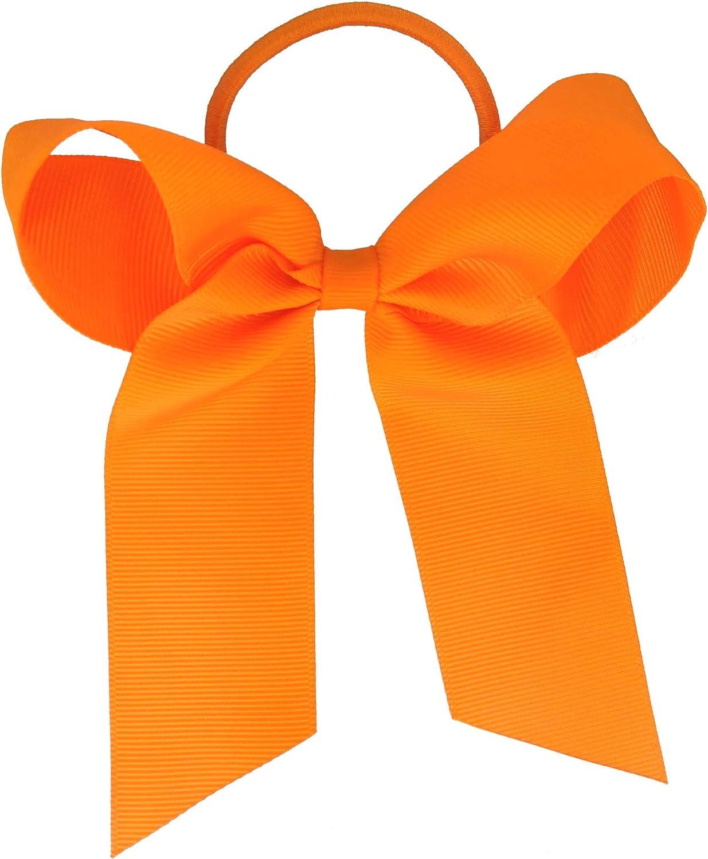 Your Little Miss Goma con Lazo Dia del Rey Naranja | Naranja ...