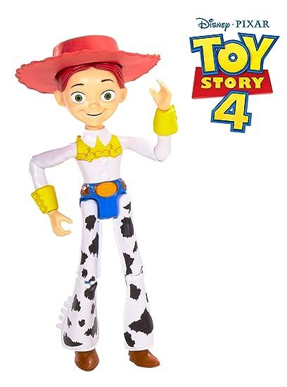 Años Ggx36Multicolor Niños3 Toy Story Figura JessieJuguetes 4 Básica Mattel Disney Pk0wnO