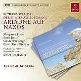 Richard Strauss: Der Burger Als Edelmann Ariadne Auf Naxos