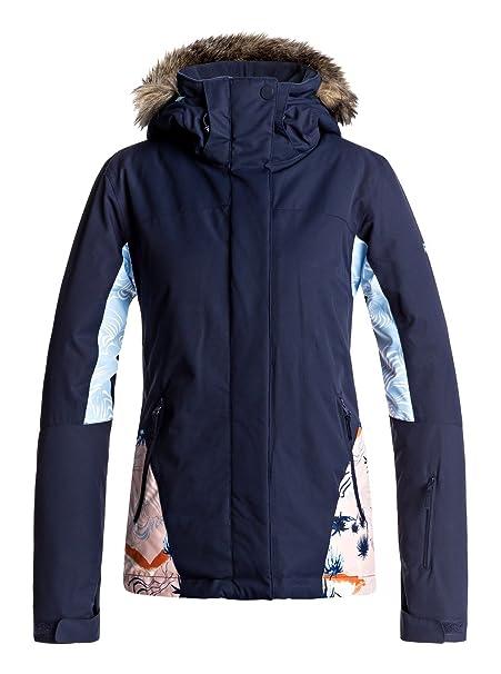 Roxy Jet Ski Jk Chaqueta para Nieve, Mujer