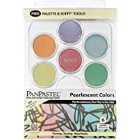 Colorfin Pan Pastel Pearlescent Painting Set, 9ml