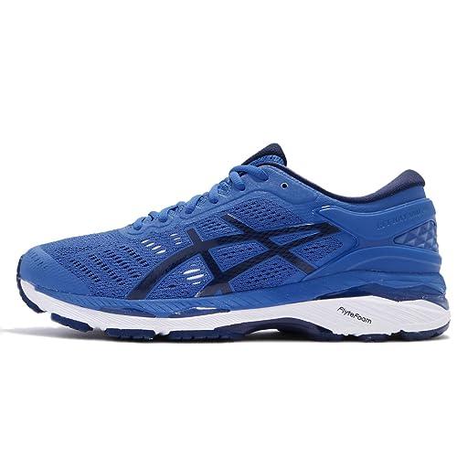 Indigo Blue/White Running Shoes-12 UK