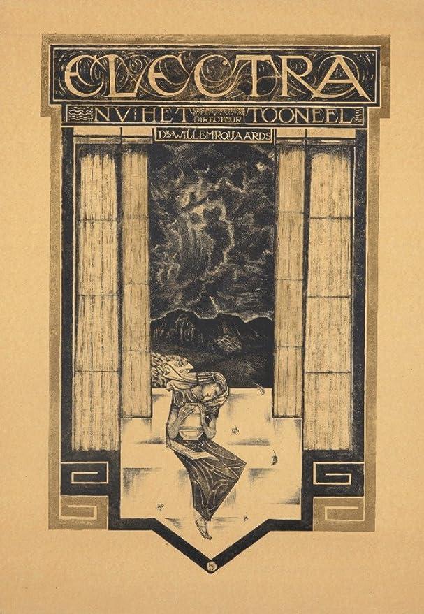 Amazon.com: Electra clásico Cartel (Artista: roland-holst ...