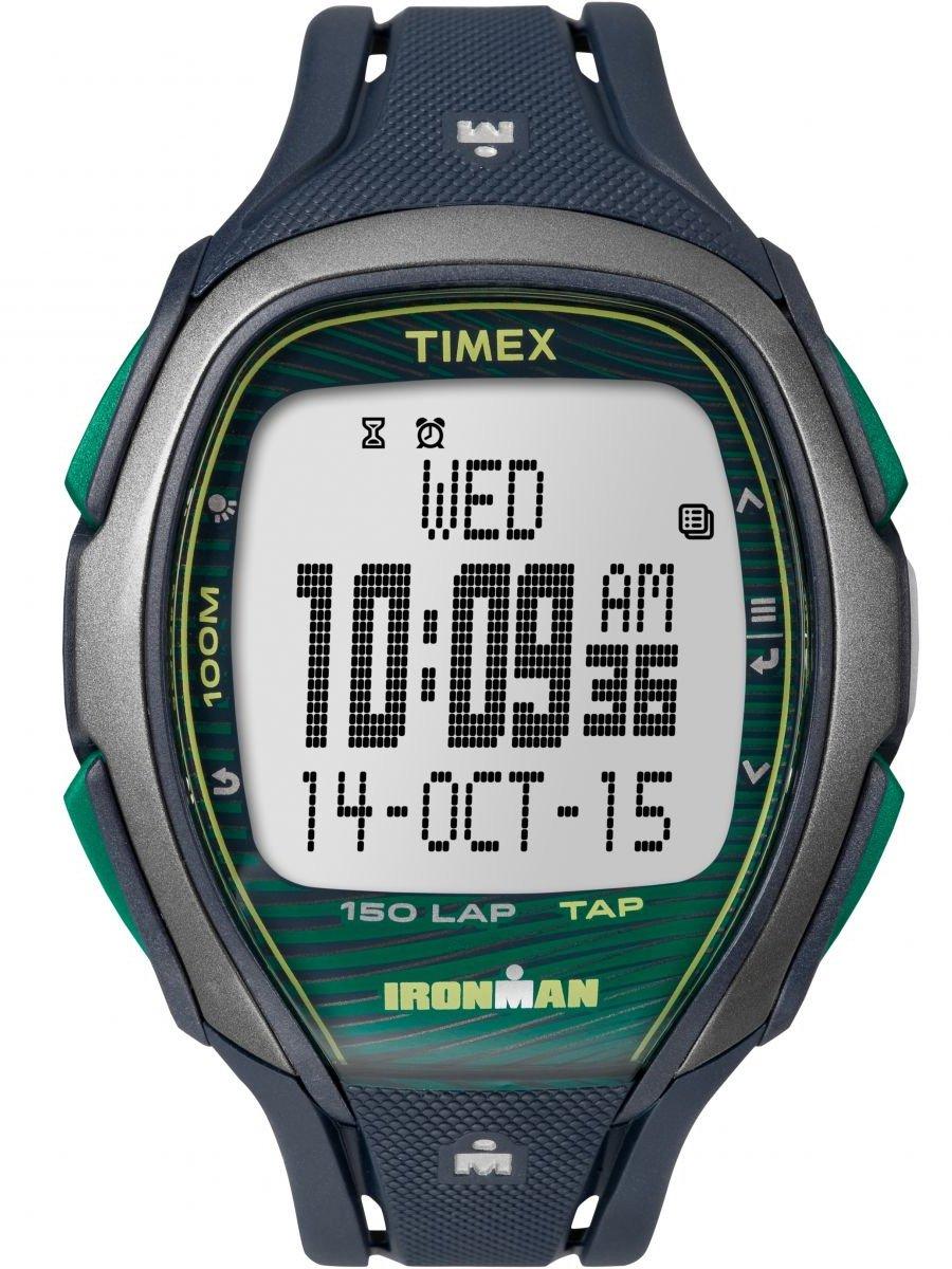 Mens Timex Ironman Alarm Chronograph Watch TW5M09700 by Timex
