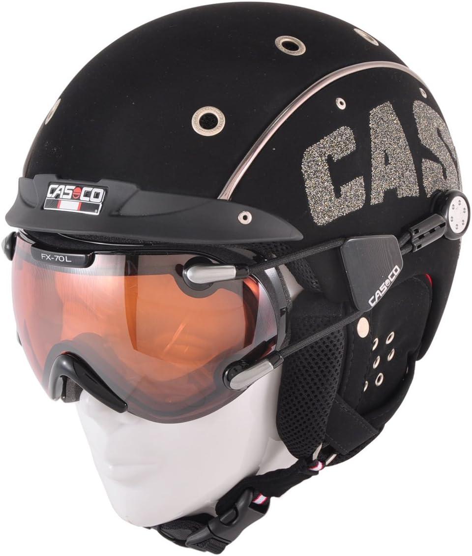 CASCO(カスコ)SP-3 Limited Crystal/FX-70 Vautron スキー ヘルメット SP-3 Limited/FX-70 2322_4803 Medium