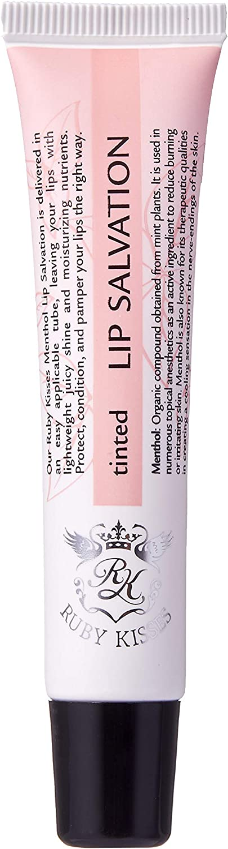 Ruby Kisses Tinted Lip Salvation - Tint & Save Me , 0.35oz