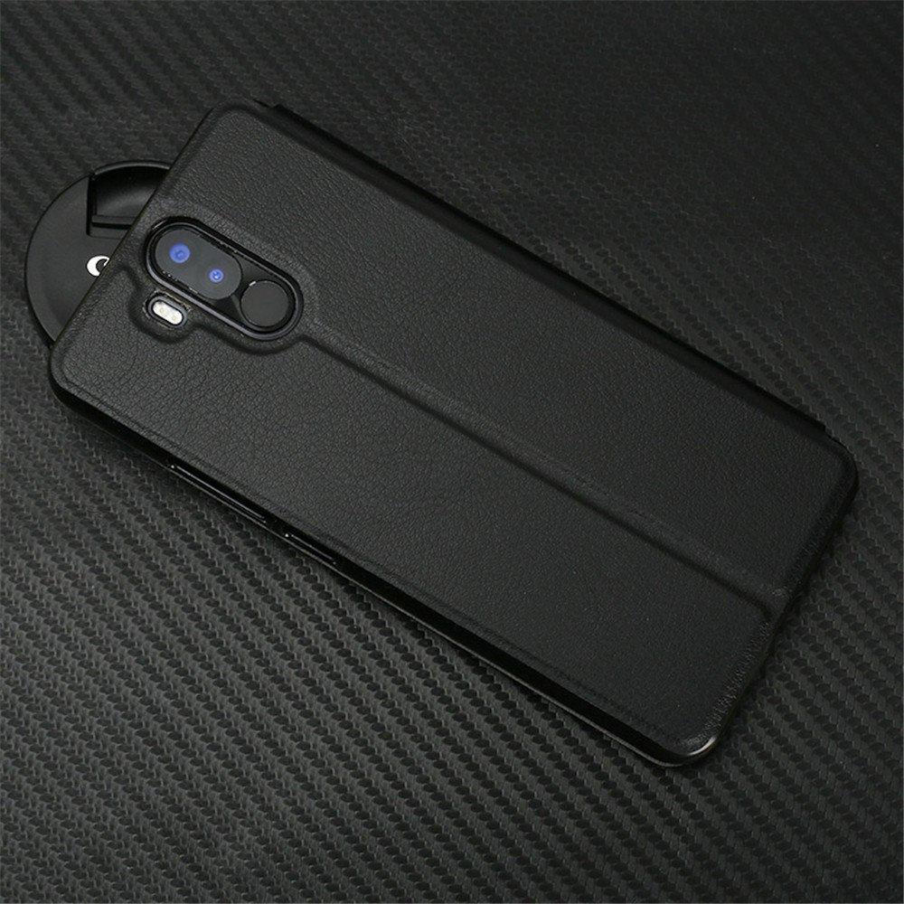 Funda para Ulefone Power 3 con Soporte Plegable Color Azul Carcasa con Absorci/ón de Impactos y Anti-Ara/ñazos Espalda Case Cover para Ulefone Power 3 Cubierta de Material de Cuero