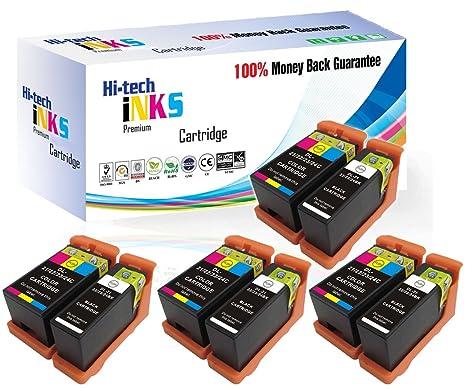 Cartuchos de tinta compatibles con impresoras DELL V313 ...