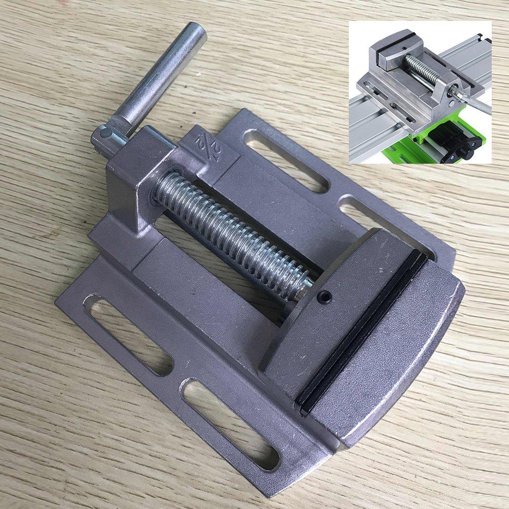 Exquisite Aluminiumlegierung flach Zange mit Frä smaschine Werkbank EMVANV