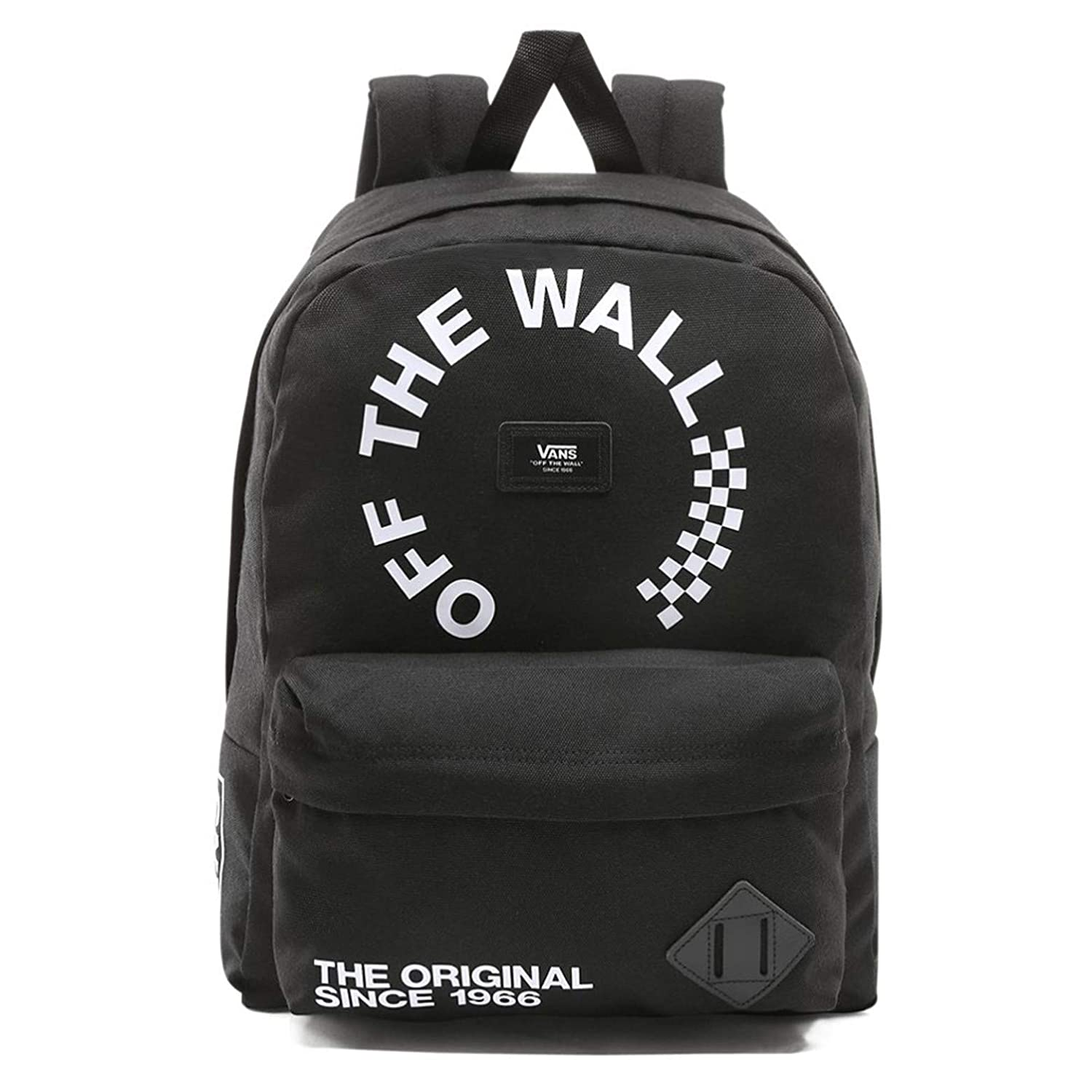Vans MN Old Skool II Rucksack 42 cm Black/White: Amazon.de: Koffer ...