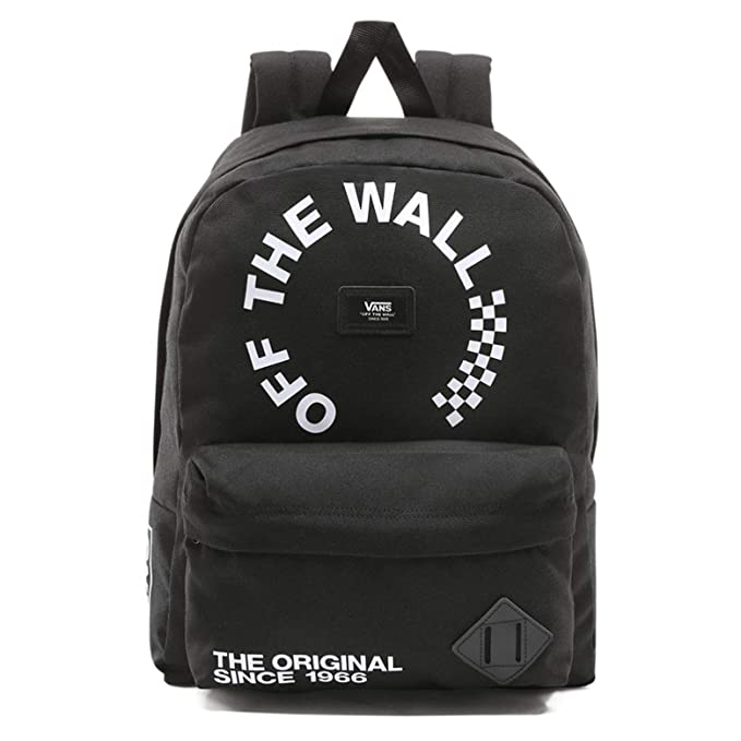 Backpack Vans Old Skool II Backpack Black No size: Amazon.co.uk ...