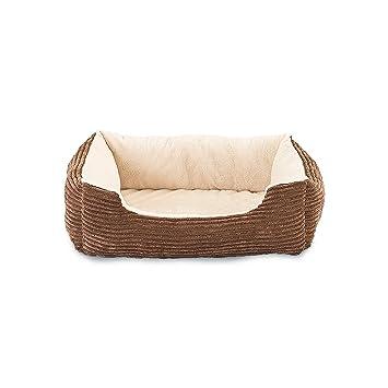 Amazon.com: Ética zona de mascotas Dormir pana CUDDLER ...