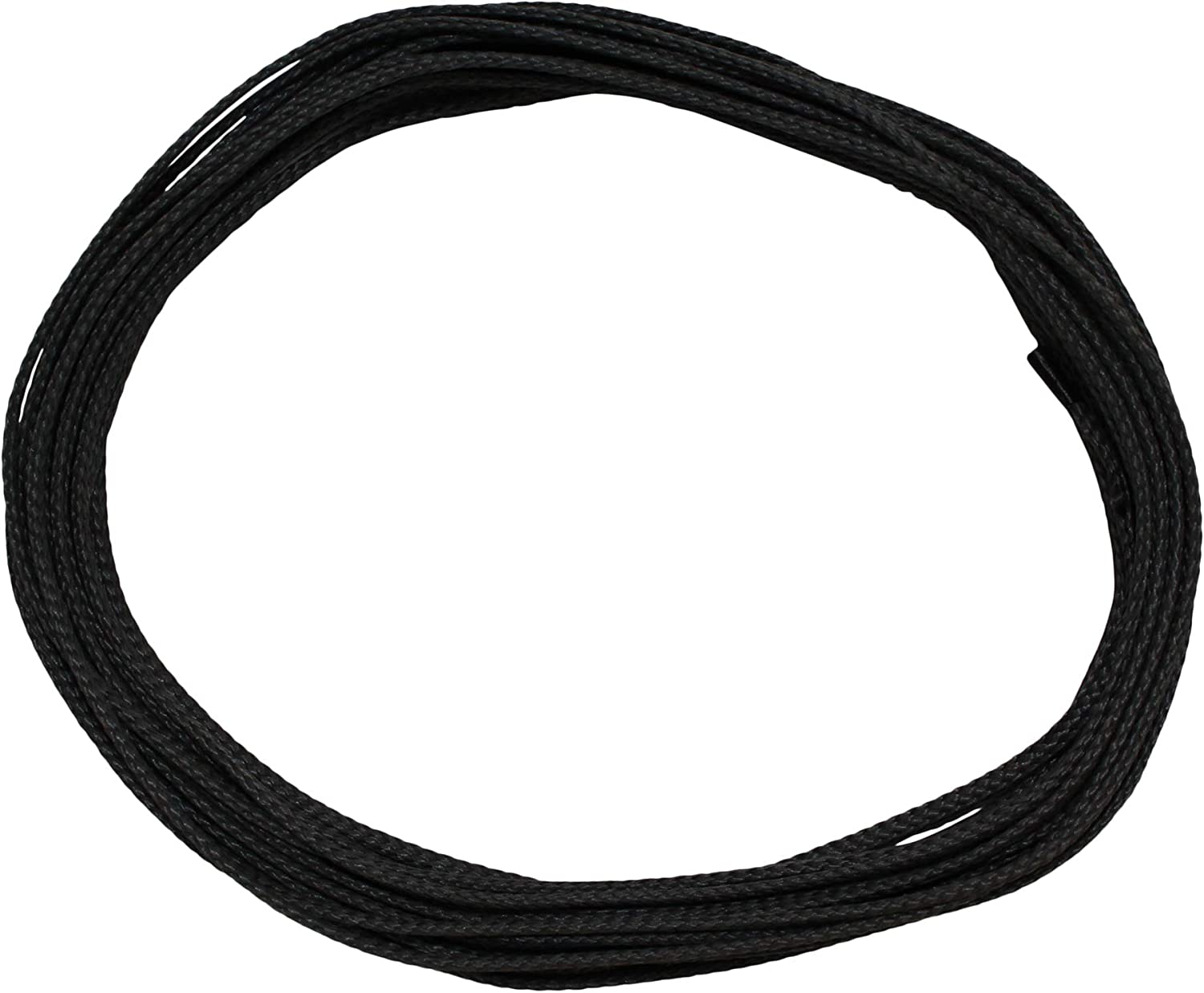 SGT KNOTS Hollow Braid Technora Twine Tactical Rope Survival Cord Polytetrafluoroethylene (PTFE) Coating - High Strength USA Made Cord - Easy to Splice for Loops - for Whoopie Slings, Bushcraft