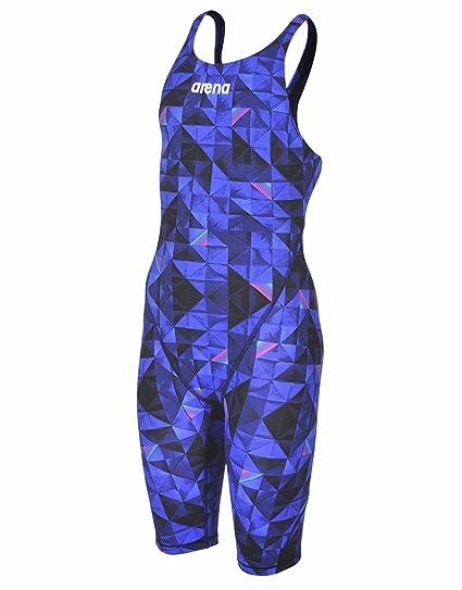 4273bbcaffe7f Girls Limited Edition Powerskin ST 2 Full Body Short Leg - Navy Age 6-7 /  Blue: Amazon.co.uk: Clothing