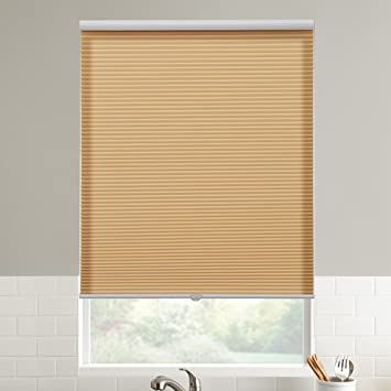 Amazoncom Sbartar Cordless Honeycomb Blinds Room Darkening