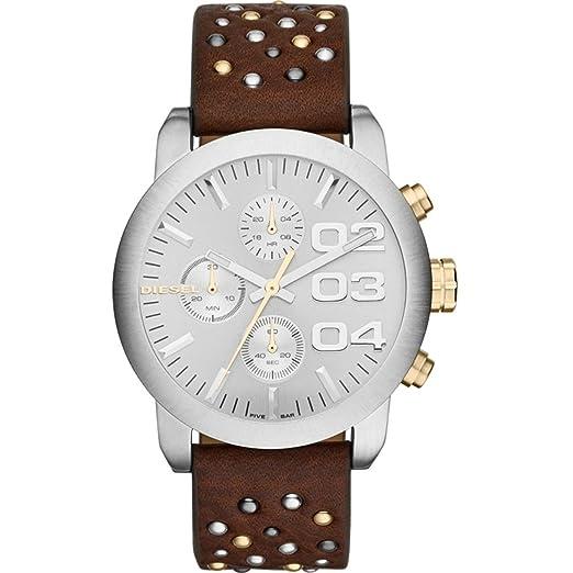 Amazon.com: Diesel Flare – Reloj para mujer Plata: Diesel ...