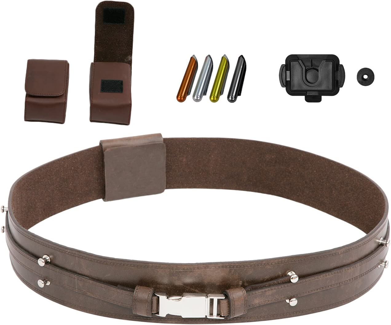 Star Wars Jedi Belt in Brown for your Anakin Skywalker Costume from UK