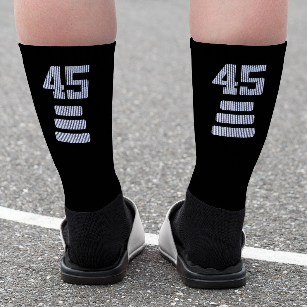 dc476d8230db Amazon.com  Volleyball Mid-Calf Socks