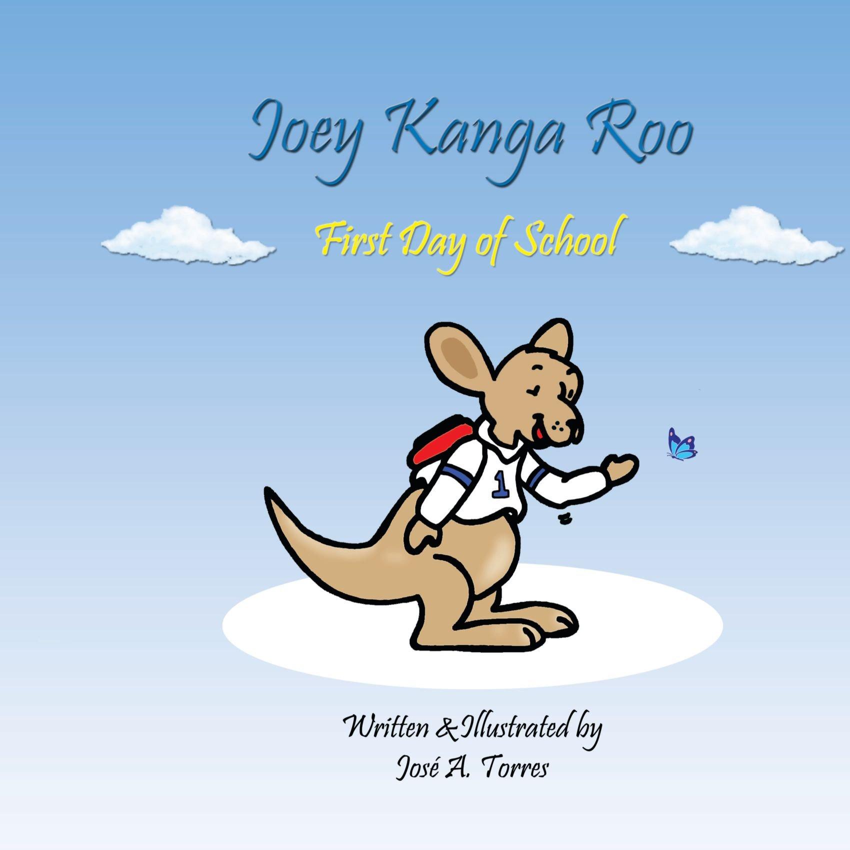 Read Online Joey Kanga Roo: First Day Of School pdf