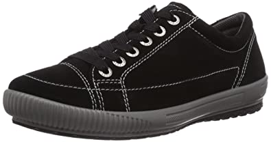 Tanaro, Sneaker für Damen, Schwarz - Schwarz - Größe: 37,5 EU Legero