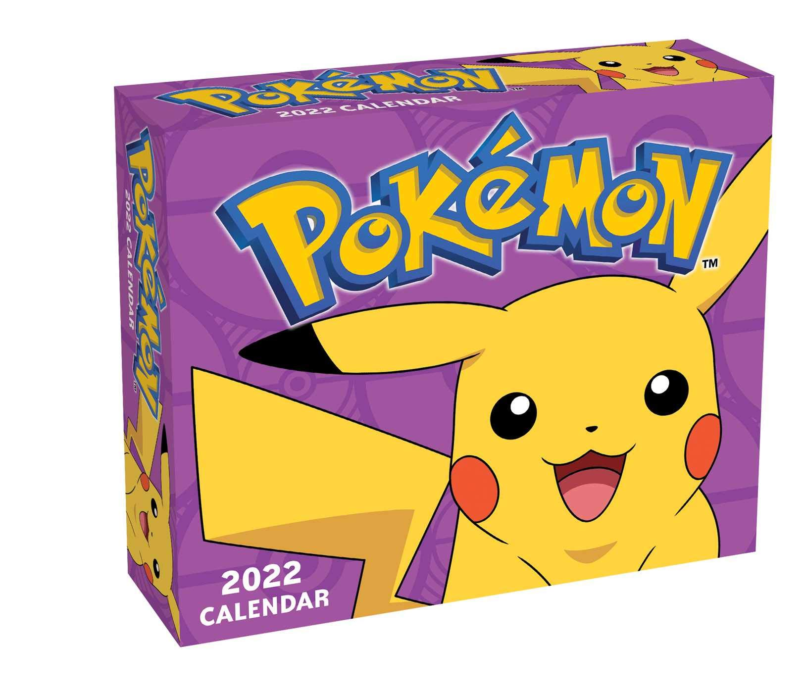 Day Of Year Calendar 2022.Buy Pokemon 2022 Day To Day Calendar Book Online At Low Prices In India Pokemon 2022 Day To Day Calendar Reviews Ratings Amazon In