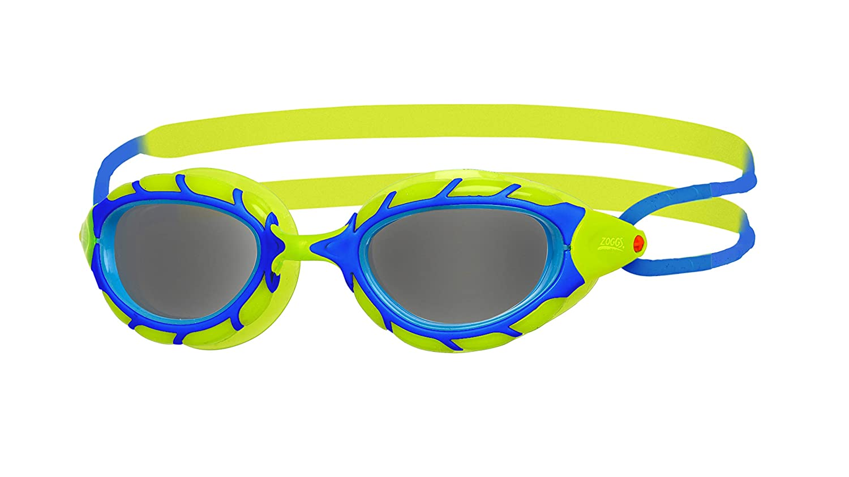 792e4f201cb Zoggs Kids  Predator Junior with UV protection and Anti-Fog Swimming Goggles