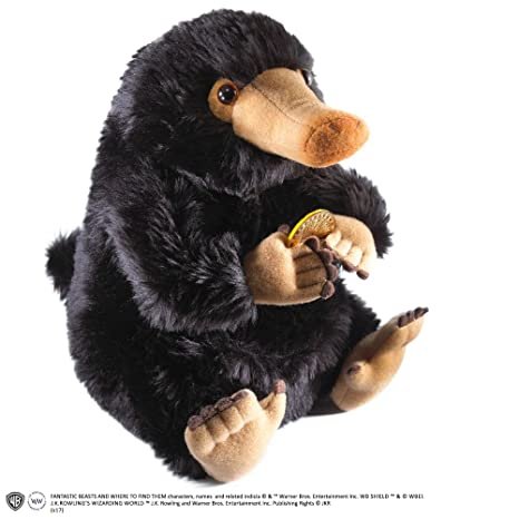Noble Collection Niffler Plush  Amazon.co.uk  Toys   Games a786f207f