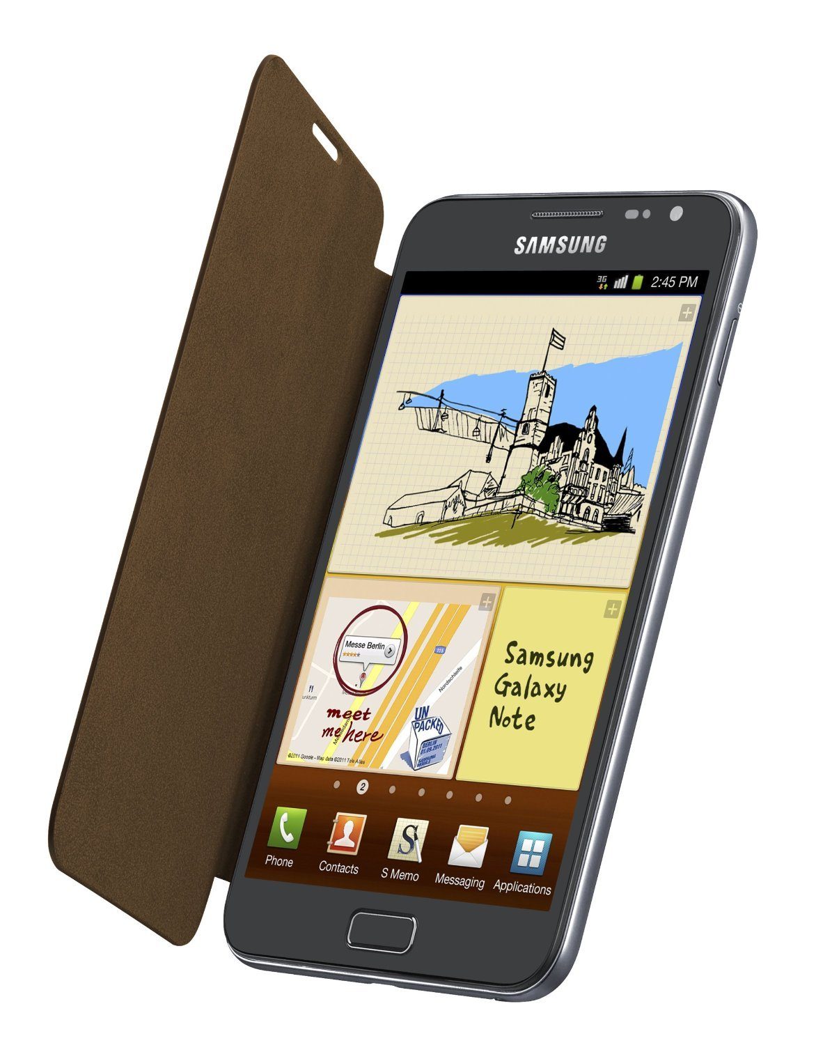 custodia galaxy note n7000
