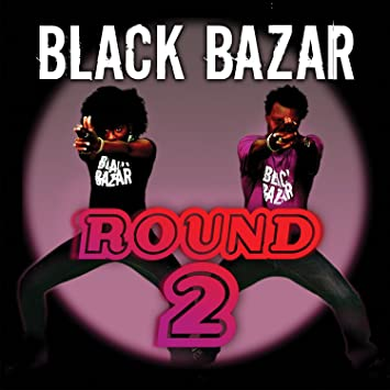 amazon round 2 black bazar 輸入盤 音楽