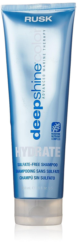 Amazon Rusk Deep Shine Color Hydrate Sulfate Free Shampoo 85