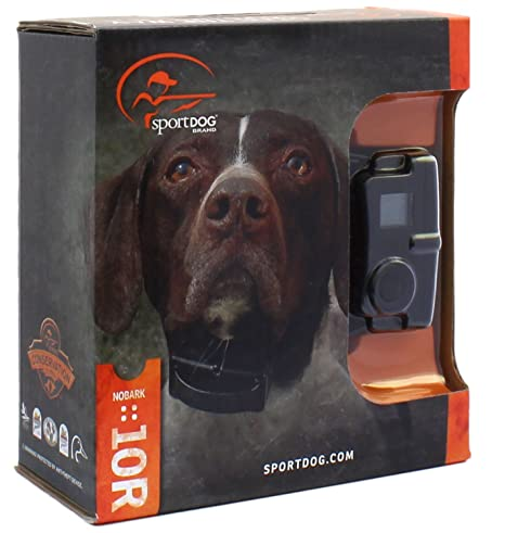Amazon.com: SportDOG recargables nobark 10R corteza Control ...