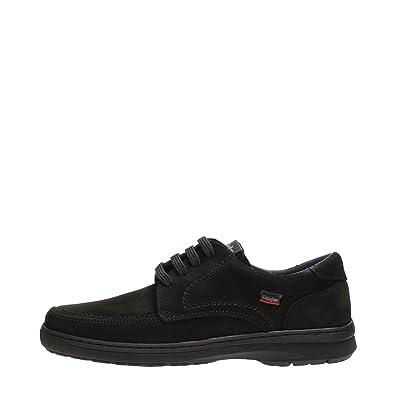 CallagHan 86605 Mocasines Hombre Negro 40: Amazon.es: Zapatos y complementos