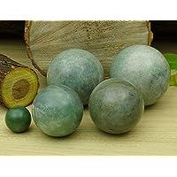 Bola de piedra Esfera Reikiera aventurina verde