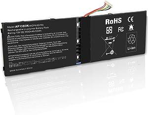 53W New AP13B3K Replacement Laptop Battery for Acer Aspire V5 M5-583P V5-572P V5-572G R7-571 AP13B8K