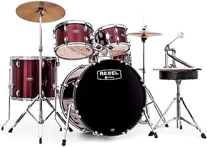 Mapex RB5294FTCDR Rebel 5-Piece Drum Set