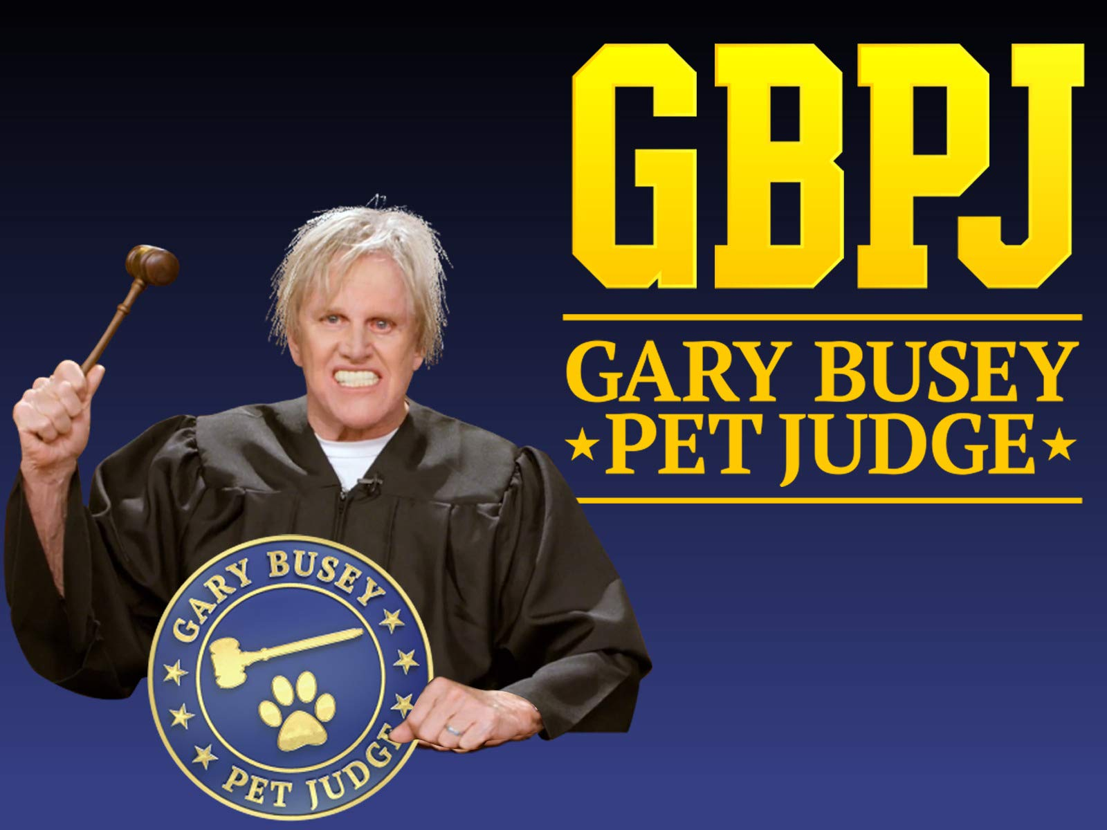 Gary Busey, Pet Judge on Amazon Prime Video UK