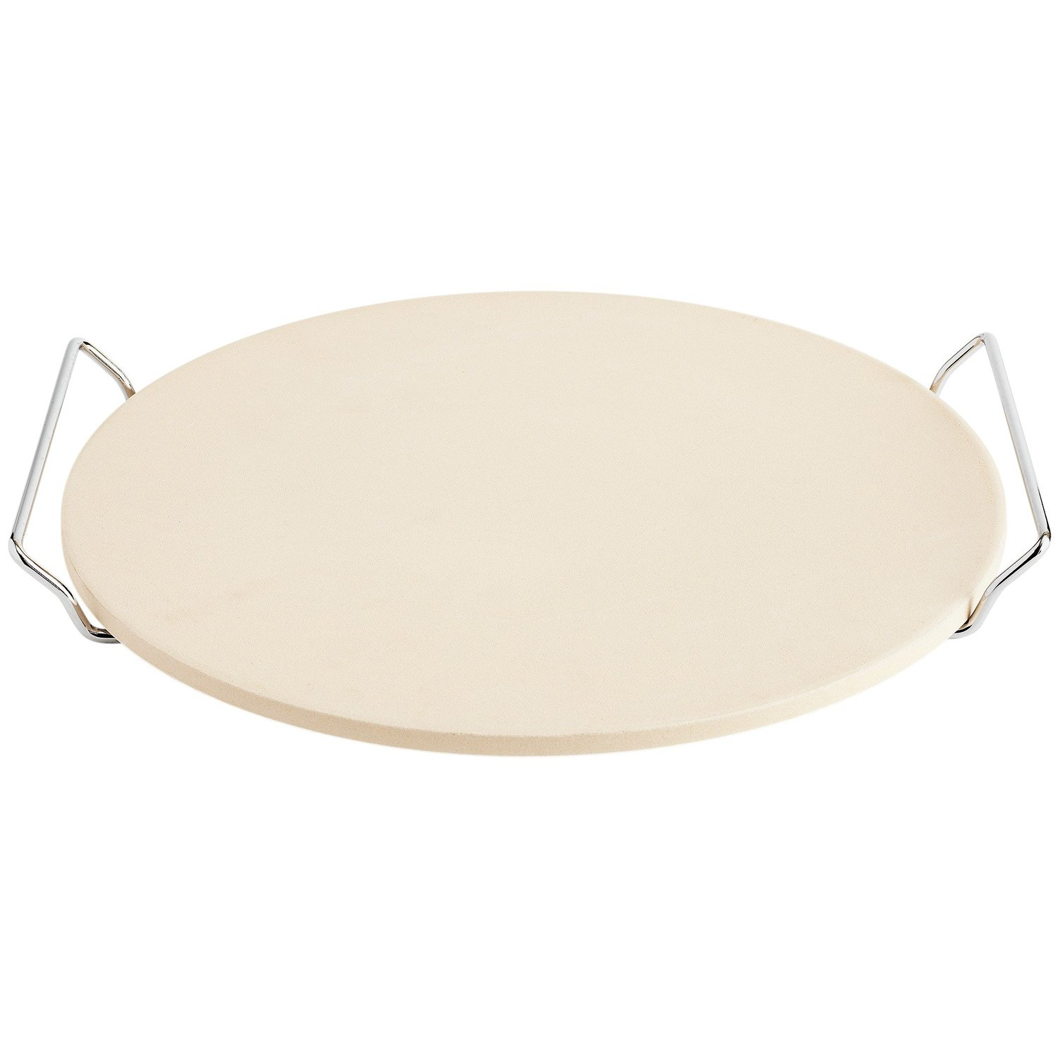Jamie Oliver Keep It Simple Pizza Stone and Serving Rack DKB Household UK Ltd JC5120