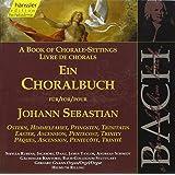 Edition Bachakademie Vol. 80 (Ein Choralbuch für Johann Sebastian: Ostern, Himmelfahrt, Pfingsten, Trinitatis)