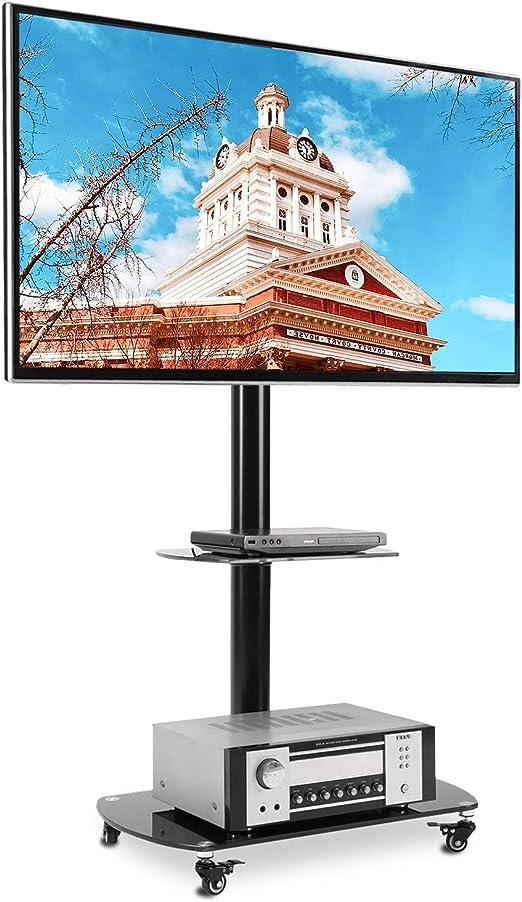 Rfiver Universal Tv Ständer Rollbar Für 32 Bis 65 Zoll Elektronik
