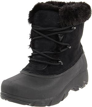 Sorel Women's Snow Angel Lace Boot, Black/Noir, 8 M